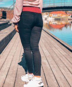 Kate Skinny Jeans - Black