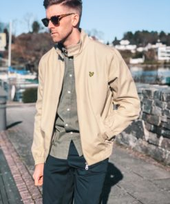 Harrington Jacket Stone