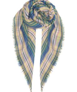 Felipe Scarf Bright Blue