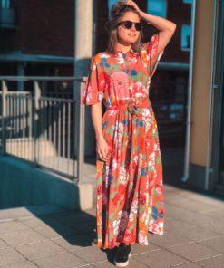 Summer Maxi Shirt Dress Summer Memoirs