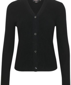 Juliana Cardigan Black