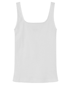 Basics by Biderman Tank White