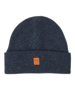 LEAF Organic Wool Beanie Insigna Blue