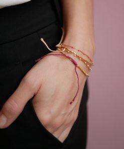 Bracelet Lola Light Pink