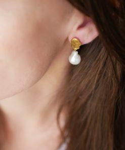 Earring Alua Gold