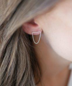 Earring Siri Silver