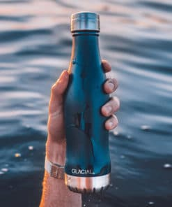 Glacial Mat Navy 400ml