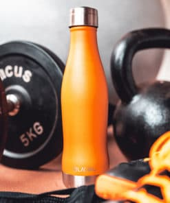Glacial Mat Orange 400ml