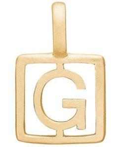 Enamel Letter G