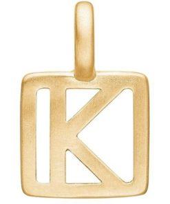 Enamel Letter K