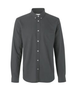 Liam BX 11389 Shirt Washed Black
