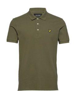 Polo Shirt Lichen Green