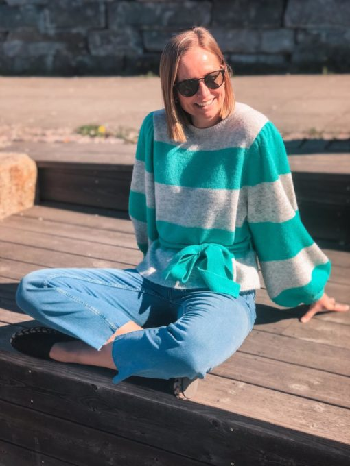 Ayla Sweater Atlantis