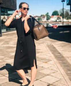 Zaya Dress Black