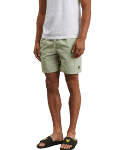 Plain Swim Shorts Sea Foam Green
