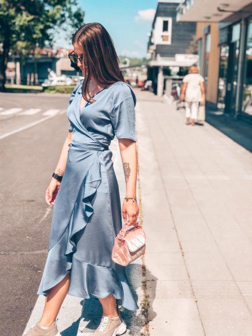 Karven Dress Flint Stone