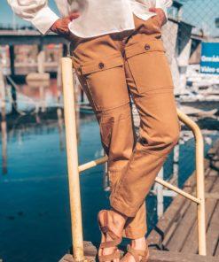 Sukari Trousers Dijon