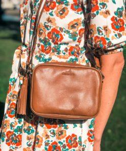 Lullo Rua Seasonal Colors Bag Brownie