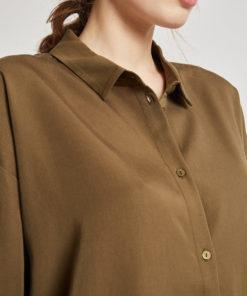 Koko Shirt Dark Olive