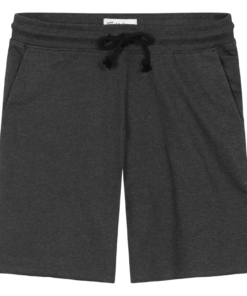 Lounge Shorts Dark Grey Melange