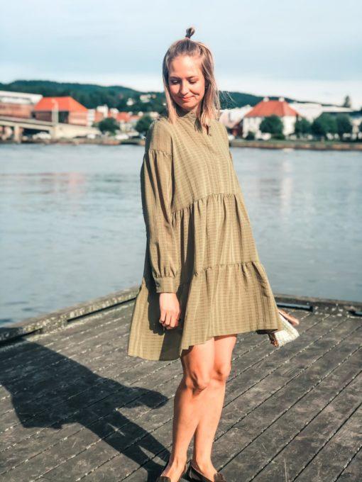 Margo Shirt Dress Air Khaki