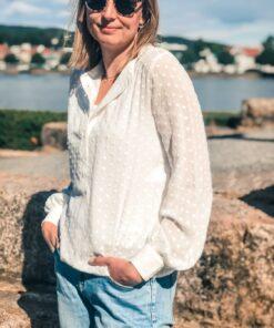 Jossie Shirt 12687 Blanc De Blanc