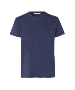 Kronos o-n T-Shirt Blue Iris Melange