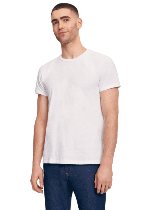 Kronos o-n T-Shirt White