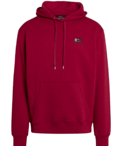 New Standard Hoodie Badge Rio Red