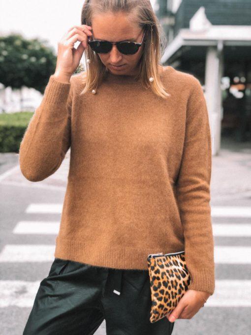 Joie Raccoon Sweater Dachshund