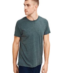 Kronos o-n T-Shirt Dark Spruce Melange