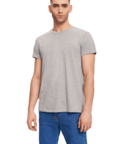 Kronos o-n T-Shirt Light Grey Melange