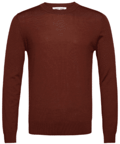 Flemming Crew Neck Cinnamon
