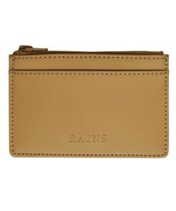 Zip Wallet Khaki