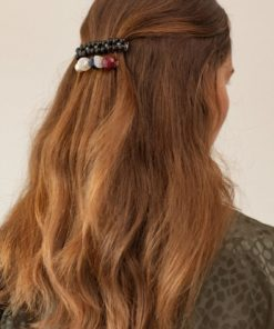 Hurley Hairclip Black