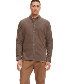 Liam BX 10504 Shirt Shitake