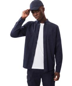 Jay 2.0 Long Sleeved Shirt 0063 Navy Blazer Mel
