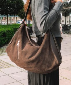 Bigsu Barrol Bag Dark Brown