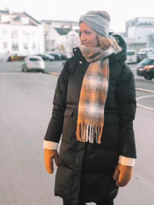 Pollux Down Coat Black