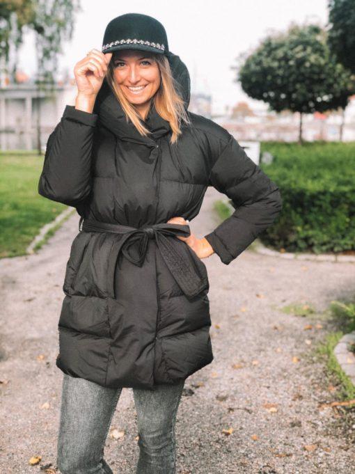 Rigel Down Coat Black