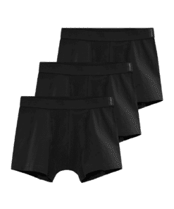 Boxer Brief 3-Pack Black