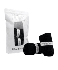 Socks 2-Pack Black