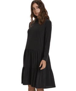 Colissa Dress Black