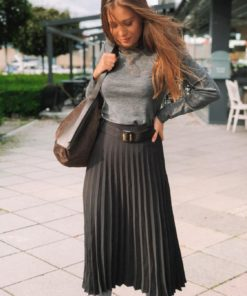 Harvey Skirt Black