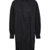 Arcy Tunic Shirt Black