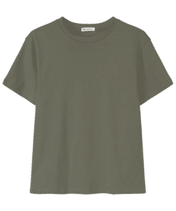 Basics by Biderman T-Shirt Olive