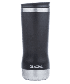 Glacial Thermo Cup Matte Black 350ml
