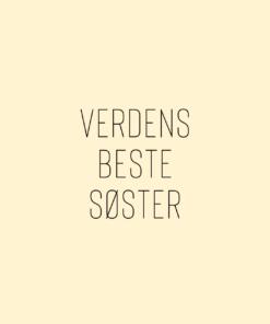 Verdens Beste Søster