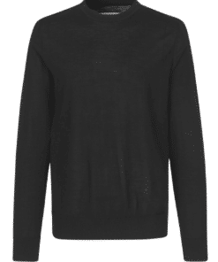 Flemming Crew Neck Black
