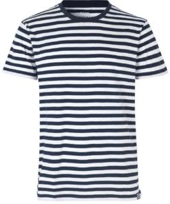 Favorite Midi Thor T-Shirt Navy/White